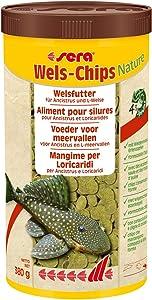 Sera 508 Catfish Chips 13.4 oz 1.000 ml Pet Food, One Size
