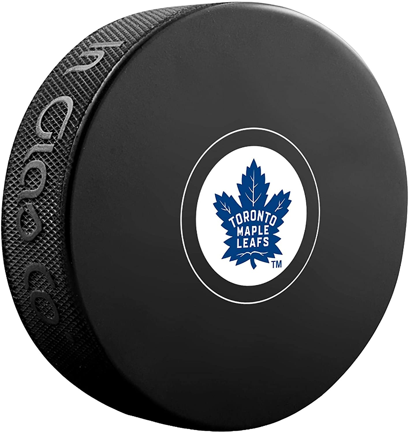Toronto Maple Leafs Unsigned InGlasCo Autograph Model Hockey Puck Unsigned Pucks Fanatics Authentic Certified