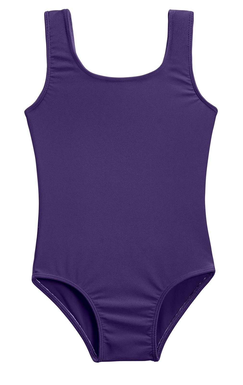 City Threads Girls' One Piece Swimming Suit with Sun Protection SPF for Beach Pool Or Play Swim Suit Rash Guard Bottoms Briefs, Purple, 2T