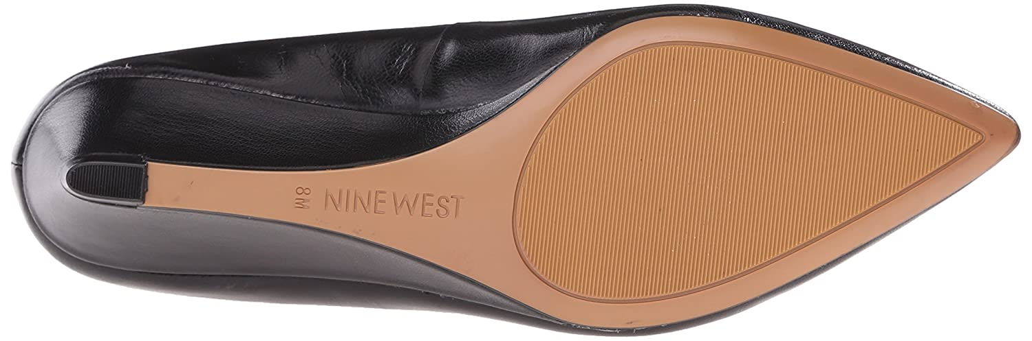 71a7bed68846 Nine West Elenta Leather Wedge Pump  Amazon.co.uk  Shoes   Bags