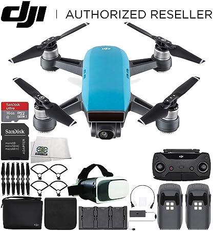 dji Spark portátil Mini Drone Quadcopter Volar más Combo ...