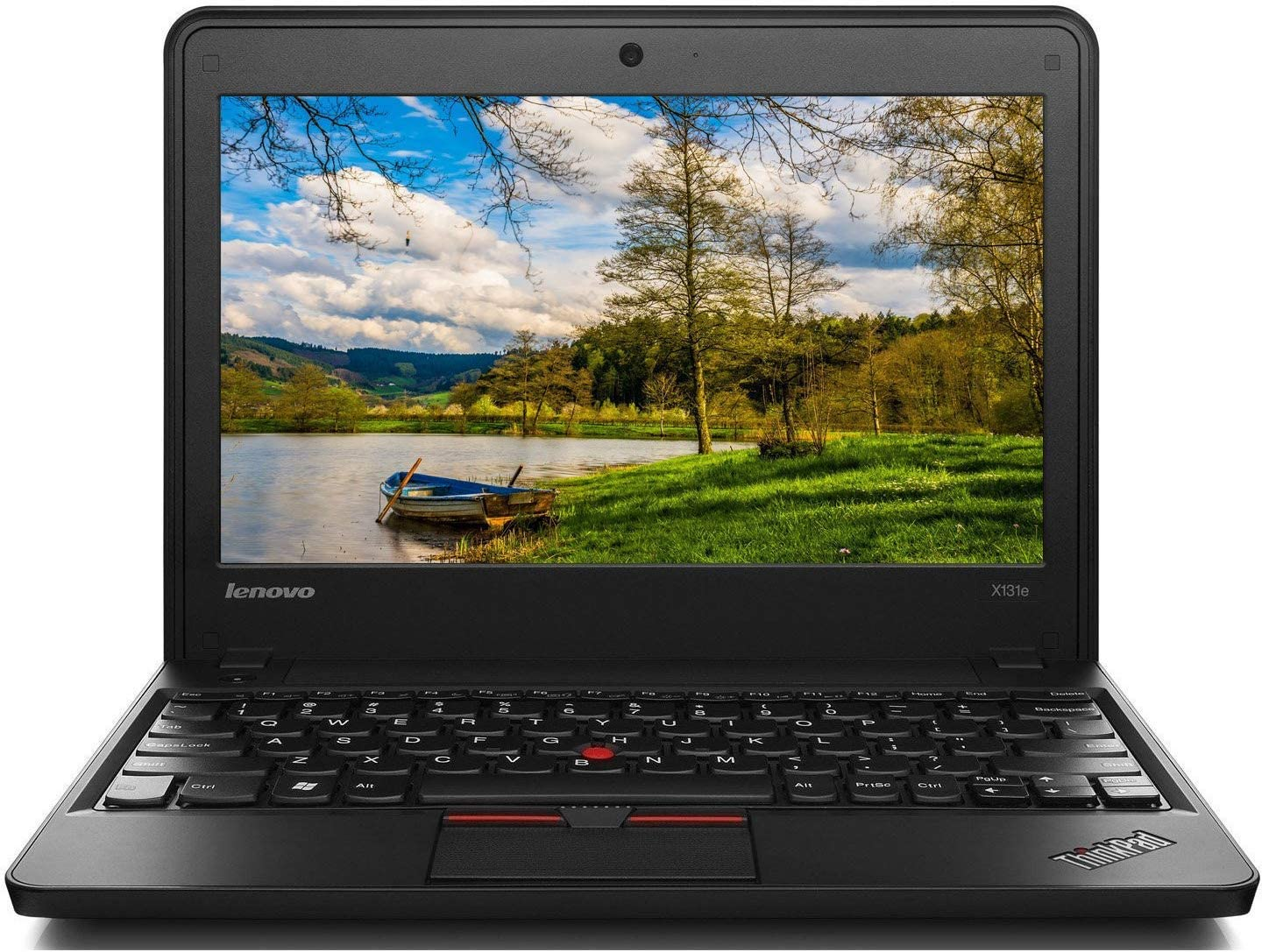 "Lenovo ThinkPad X131e Chromebook Laptop Computer, 11.6"" LED Display, Intel Dual-Core Processor, 4GB RAM, 16GB Solid State Drive, 8GB USB Flash Drive, Chrome OS, WiFi (Renewed)"