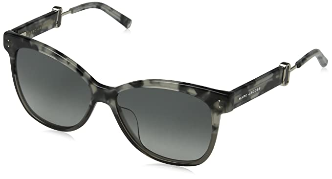 Marc Jacobs Marc 130/S VK P30 55 Gafas de sol, Gris Havana ...