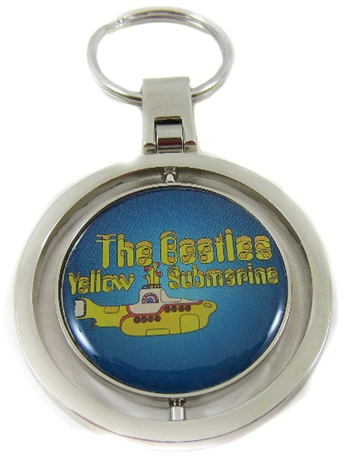 The Beatles Oficial con licencia Yellow Submarine Logo Metal ...