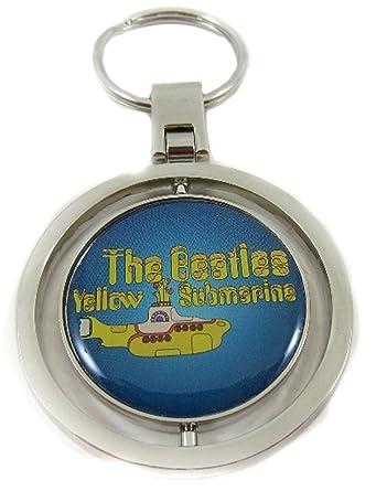 The Beatles Oficial con licencia Yellow Submarine Logo Metal ...