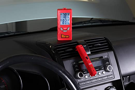 TEMPPROBE For TEMPKIT, Automotive Diagnostic Car Test Tool, Wireless Temperature Readings POWER PROBE Add-on Temperature Probe