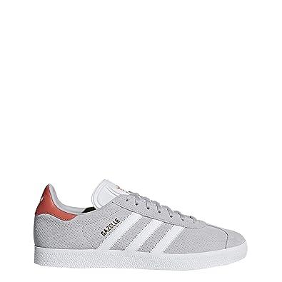 hot sale online b2b89 16606 Adidas Gazelle, Chaussures de Fitness Homme, Gris (GridosFtwblaEsctra 000