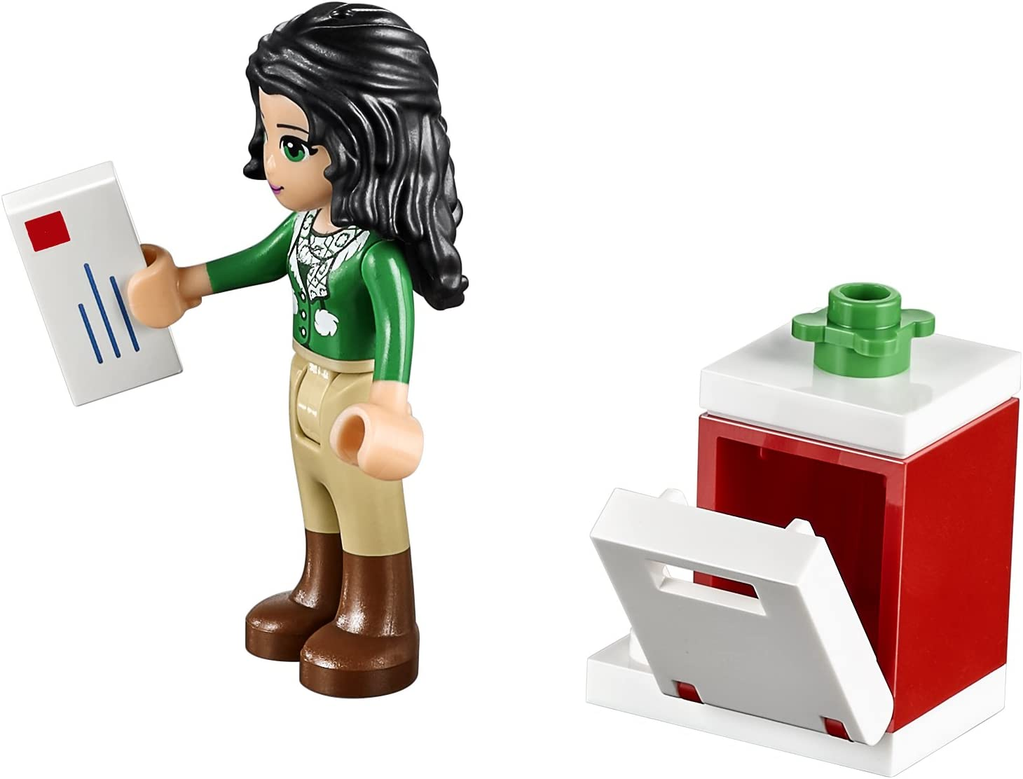 Lego Friends 41131 Advent Calendar Building Kit (218 Piece) (Discontinued by Manufacturer)