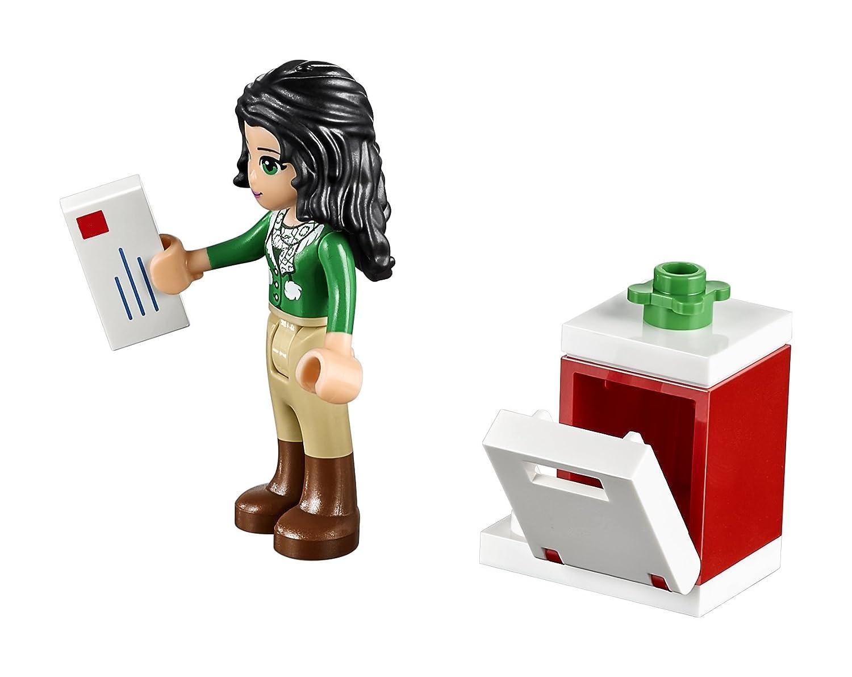 juegos de construcci/ón Calendario de Adviento LEGO Friends