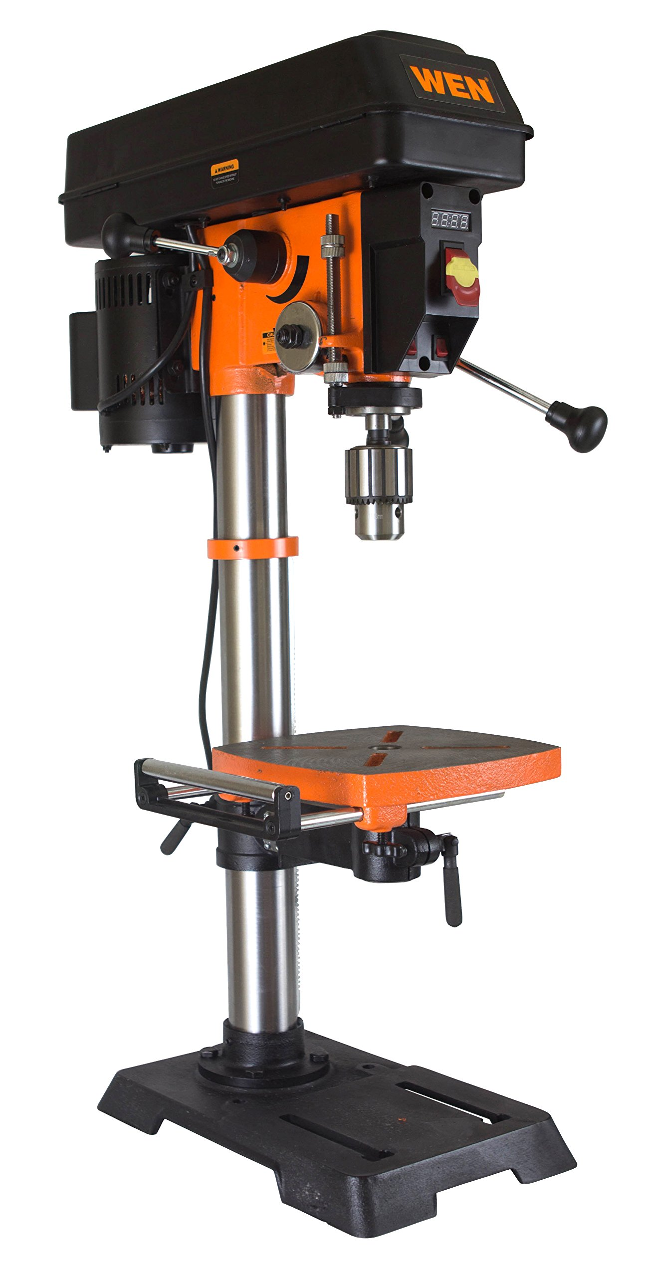 Wen 4214 12-Inch Variable Speed Drill Press 12 Inch Variable Speed 10