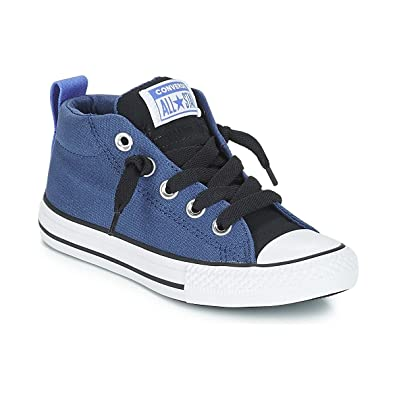 Converse Chuck Taylor CTAS Street Mid, Sneakers Basses Mixte