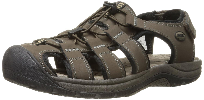 54c0b28a2c Amazon.com | Khombu Men's Blue Shark 2 Fisherman Sandal | Sport Sandals &  Slides