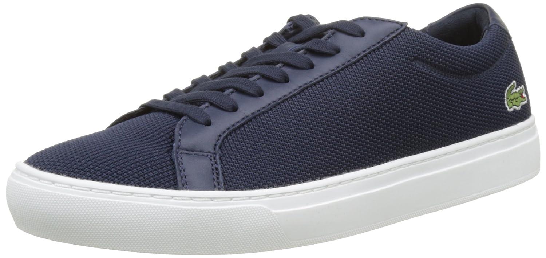 Herren Straightset Bl 2 Cam Sneaker, Blau (Nvy), 40.5 EU Lacoste