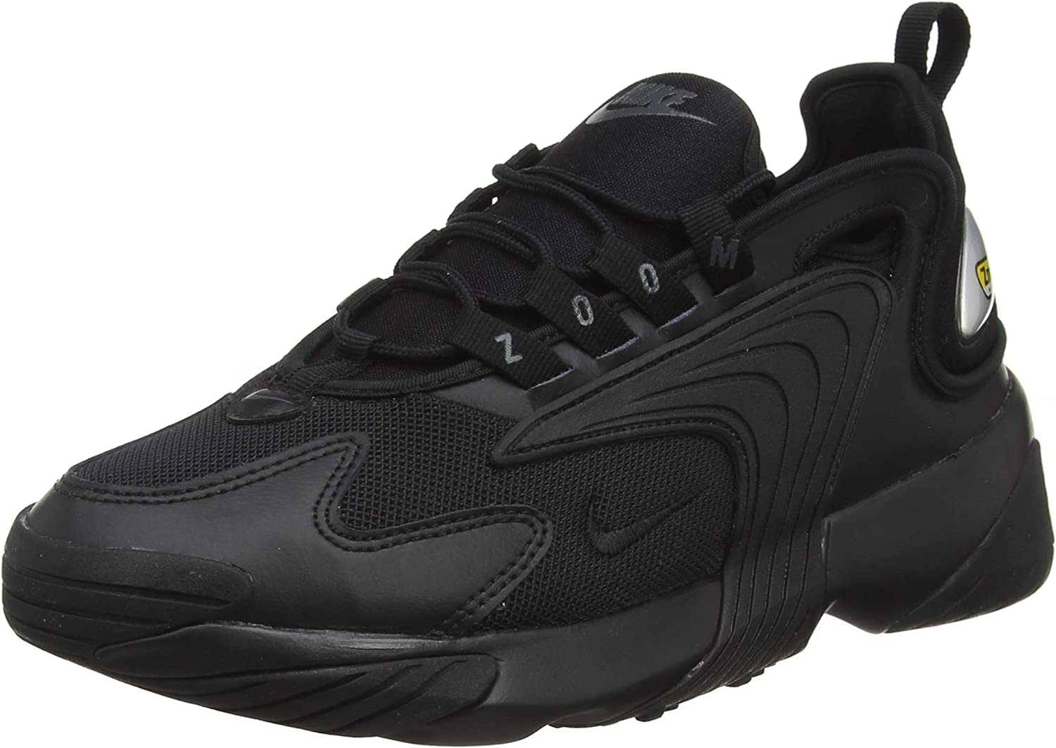 Nike Men s Zoom 2K Black Black-Anthracite AO0269-002 Size 8