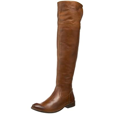 FRYE Womens Shirley OverTheKnee Riding Boot       Brown