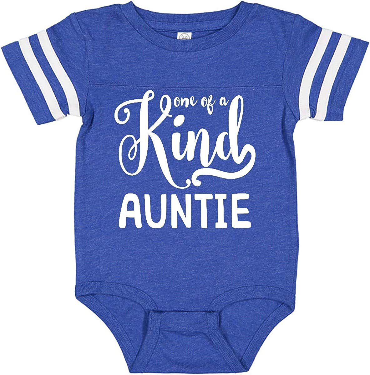inktastic Gift for Aunts 1 of a Kind Auntie Infant Creeper White