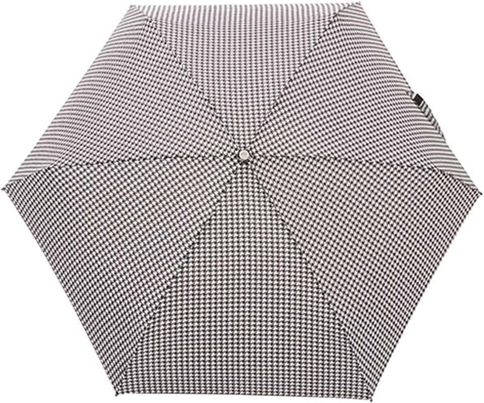 totes Automatic Open Umbrella//Travel Umbrella Black with White