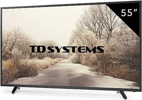 TD Systems - Televisores Led 55 Pulgadas Full HD K55DLT6F ...