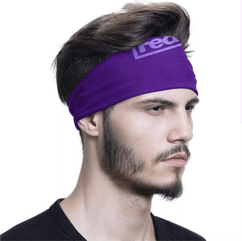 Purple Anti Dust Jogging Fed-Ex-Orange-Face Cover Balaclava Neck Gaiter Hair Bands Men Women