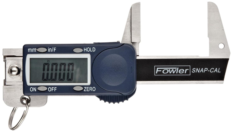 Amazon.com: FOWLER 54 – 550 – 000 – 1 de acero inoxidable ...