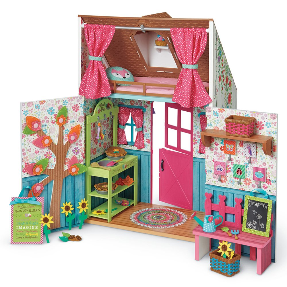 American Girl WellieWishers Playhouse