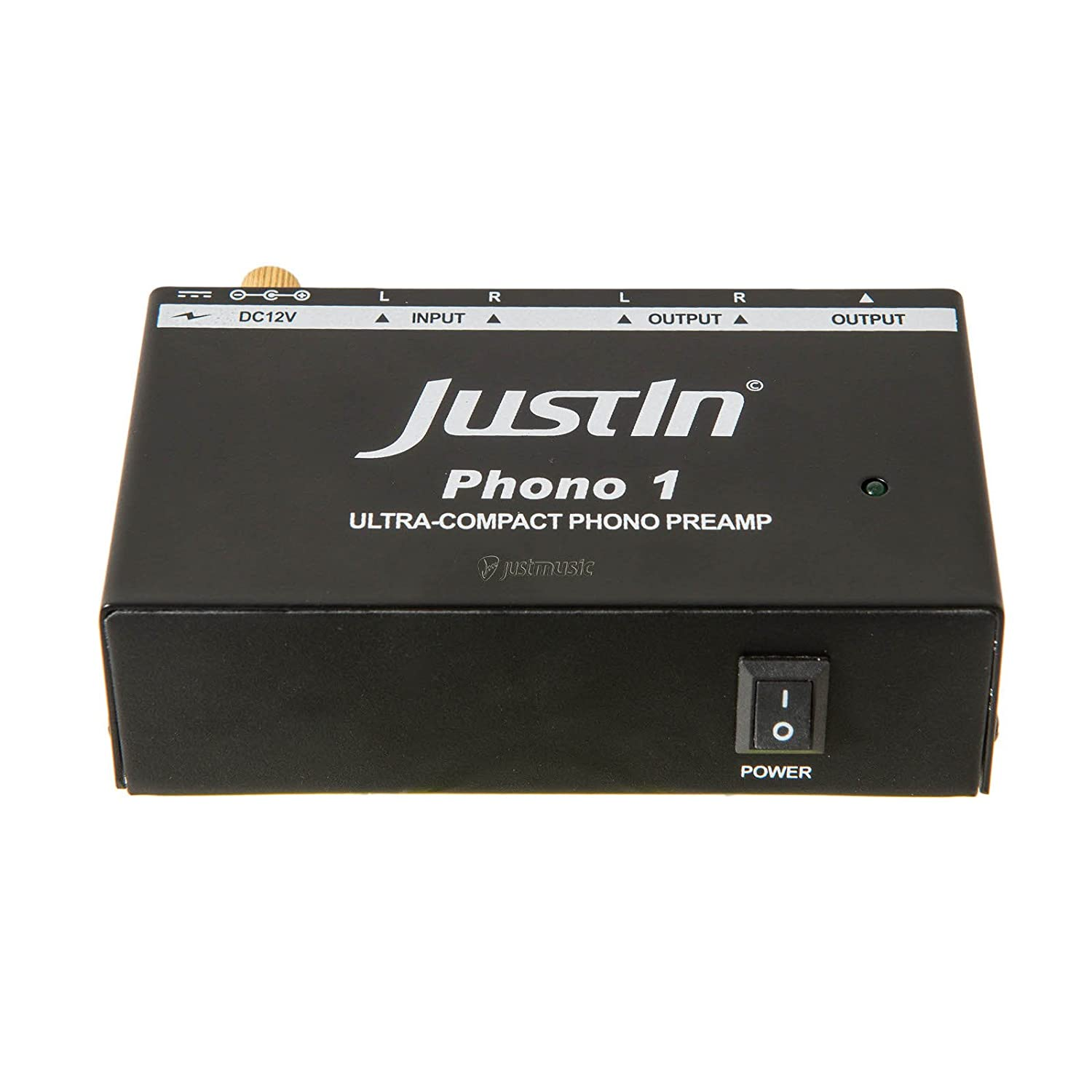 Preamplificatore PHONO JustIn di Just Music GmbH