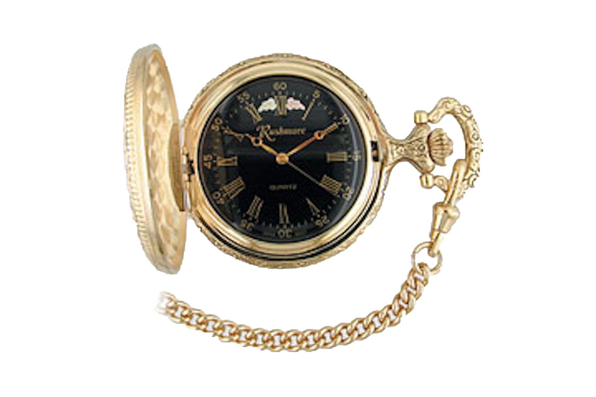 Black Hills Gold Pocket Watch
