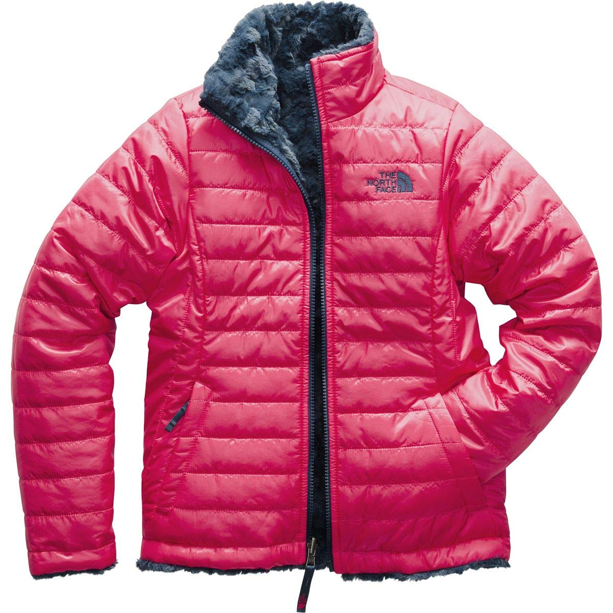 THE NORTH FACE G Rev S Jkt Chaqueta Reversible Mossbud Swirl, Niñas