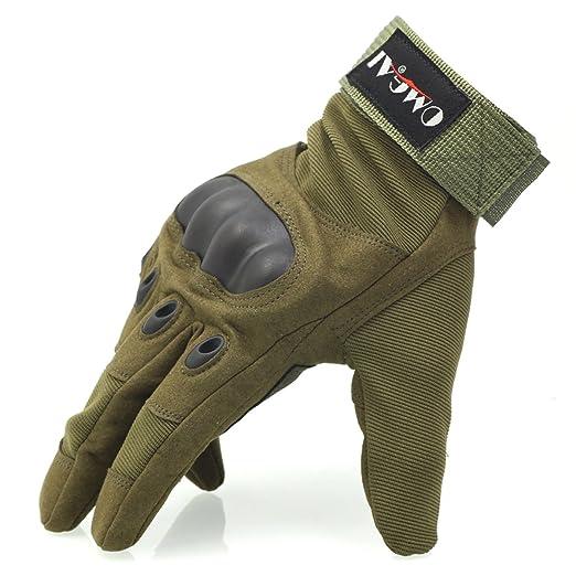 60 opinioni per OMGAI Finger speciale pieno militari guanti tattici guanti moto sport esterni