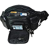 Extra Large Leather Fanny Pack
