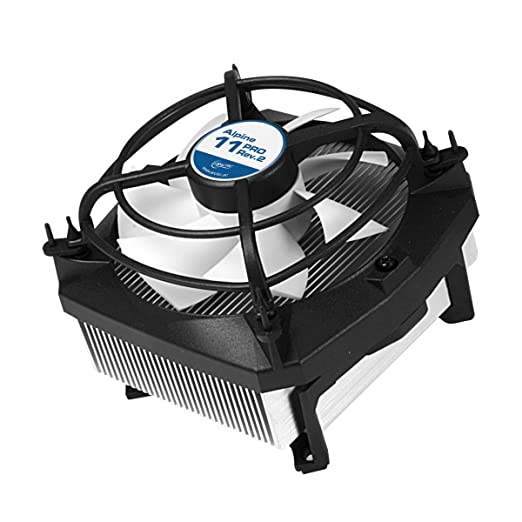 150 opinioni per ARCTIC Alpine 11 Pro Rev 2- Dissipatore per CPU Intel- fino a una potenza di
