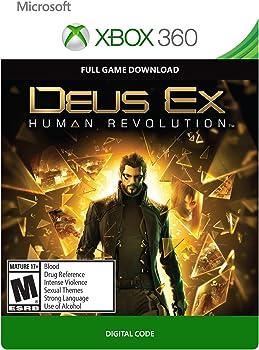 Deus Ex Human Revolution Xbox 360 (Download)