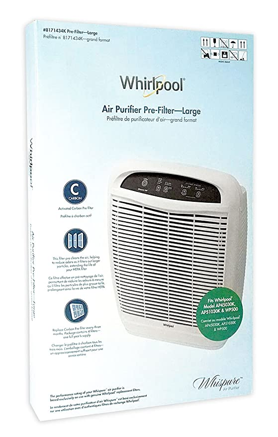 amazon com whirlpool 8171434k 8171434 4 pack large air
