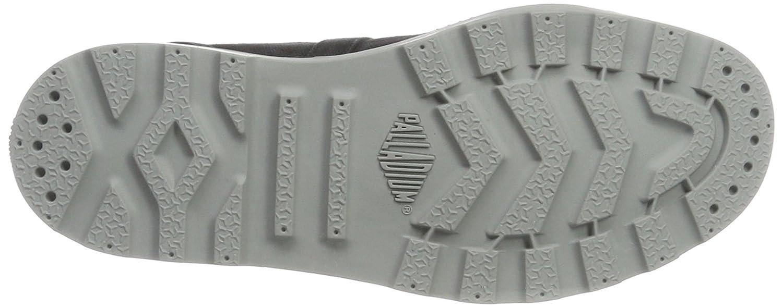 Palladium Damen Sneaker Pallabrouse Mid LP Sneaker Damen Schwarz (Black/Wild Dove) 0b0c67