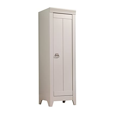 Amazon.com: Sauder 418085 Storage Cabinet, Furniture Narrow ...