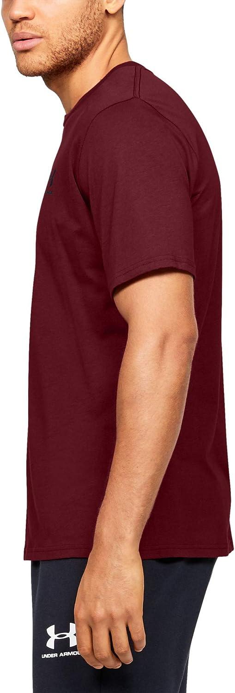Under Armour Mens Sportstyle Left Chest Short Sleeve T-shirt