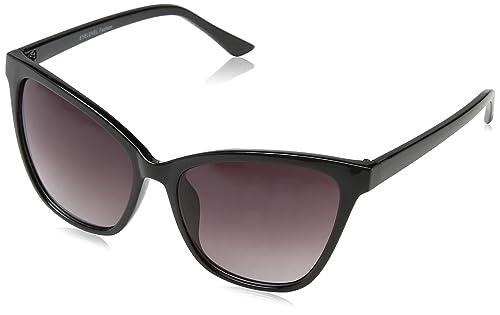 Eyelevel Audrey, Gafas de Sol para Mujer, Negro (Black), 52