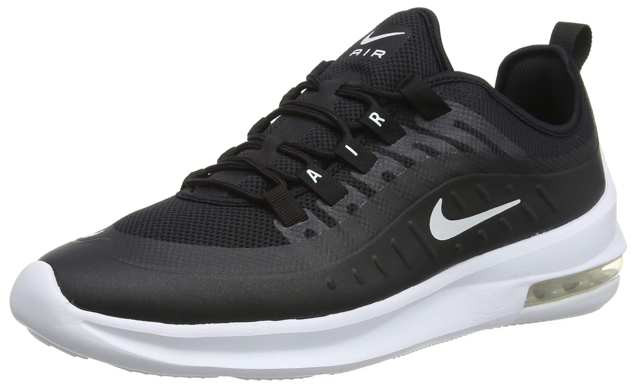 7843d8673a Galleon - Nike Air Max Axis Mens Aa2146-003 Size 7 Black/White