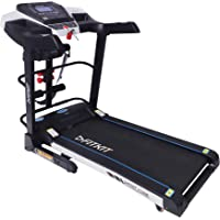 Fitkit FT200 Series Motorized Treadmill with Auto Lubrication and Auto Inclination (Free Installation Service)
