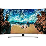 "Samsung Nu8500 55"" 8 Serisi 4K Curved Premium Uhd TV"