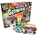 Weird Science – Awesome Glowing Lab – Kit d'Expériences Scientifiques Phosphorescente Version Anglaise