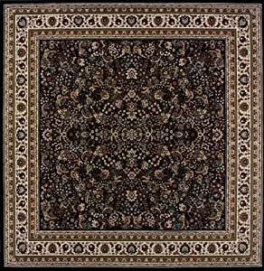 102561 rug depot traditional area rug shapes for Traditional kitchen rugs