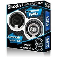 Skoda Fabia FLI Audio–Juego de Altavoces de Puerta