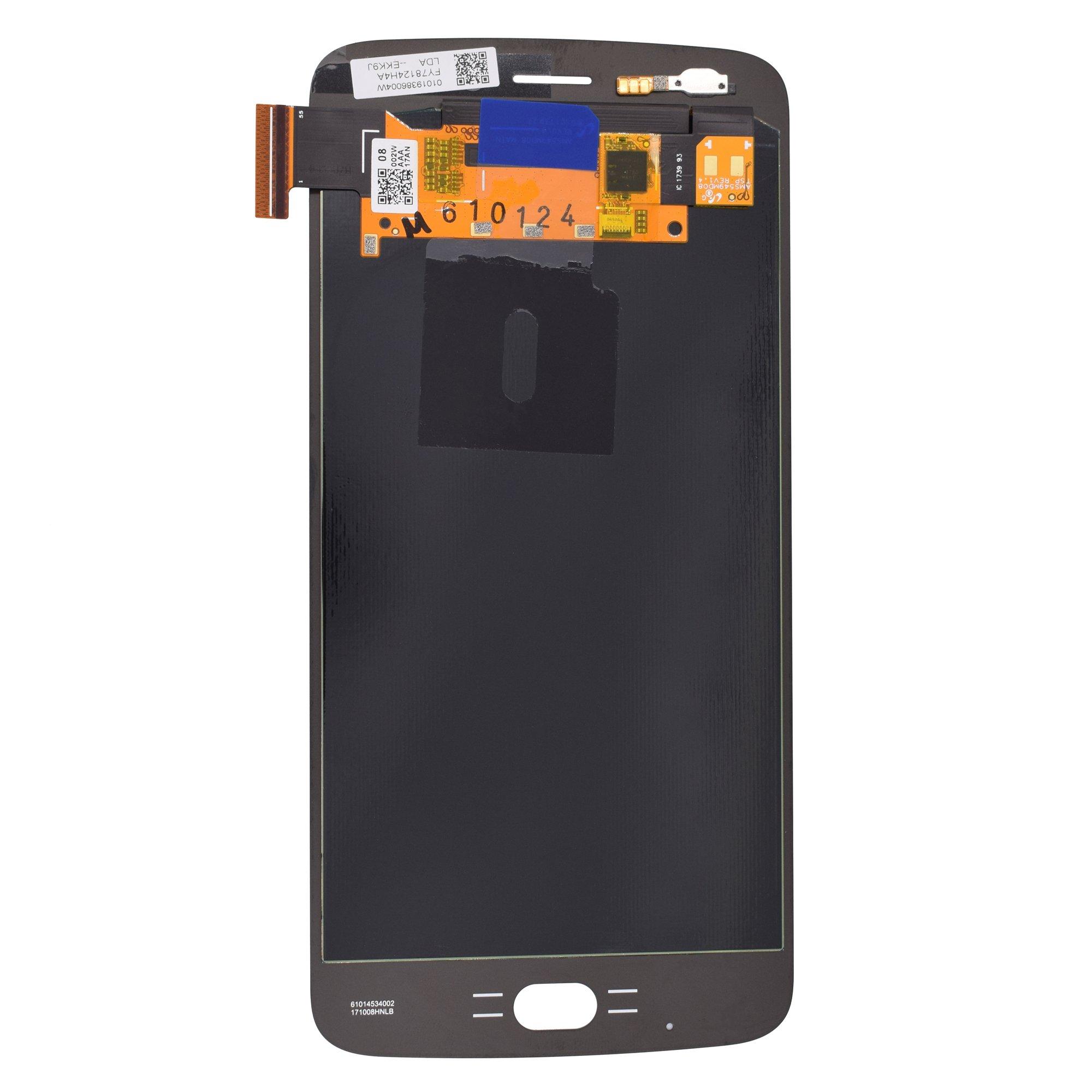 VEKIR Touch Display Digitizer Screen Replacement for Motorola Moto Z2 Play XT1710-01 XT1710-07 XT1710-10 XT1710-08(Black) by VEKIR (Image #2)