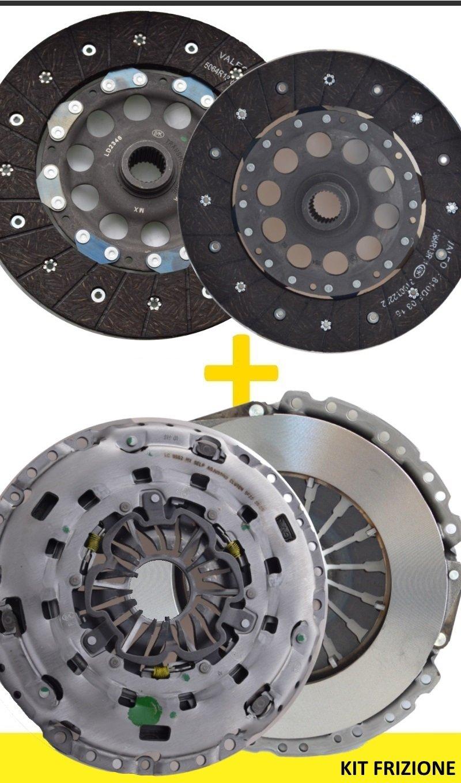 Kit Embrague + Volante Luk 4 piezas 624 3356 00 + 415 027210: Amazon.es: Coche y moto