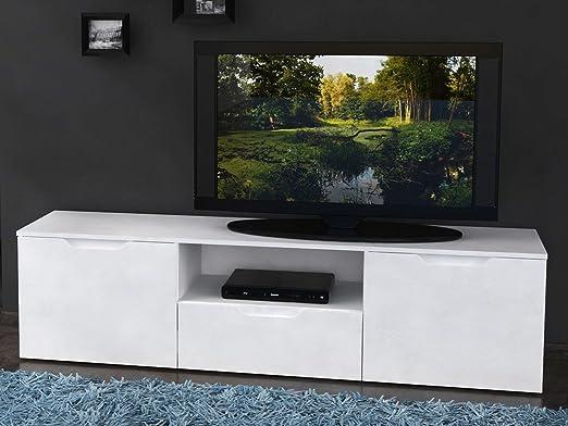 Mueble de TV Mesa de Televisión Armario Armario Salón HiFi Rack Salinas I