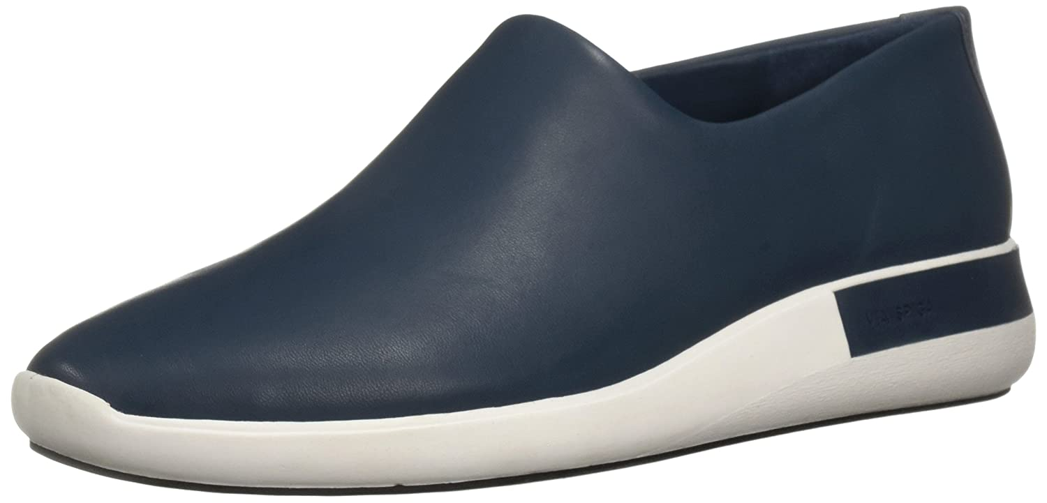 Via Spiga Women's Malena Slip Sneaker B074F112M7 7.5 M US|Air Force Leather