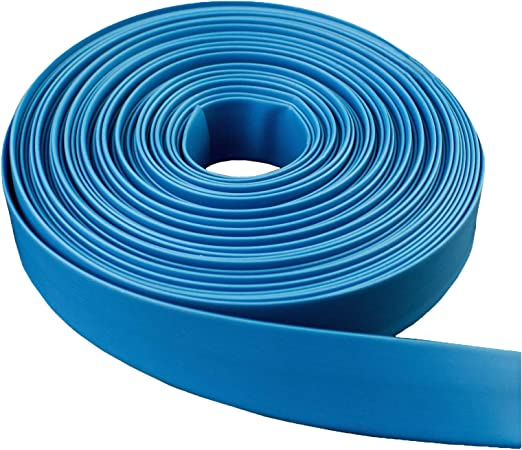 """5//8/"""" Electrical HEAT SHRINK TUBING POLYOLEFIN 3:1 RATIO 5FT 10FT 25FT LENGTHS"""