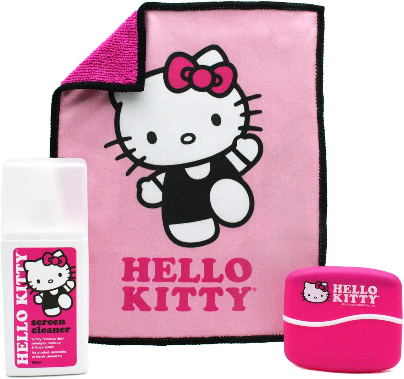 SheildMe PTKLC902831 Hello Kitty 150ml Screen Cleaning Kit - Retail Packaging