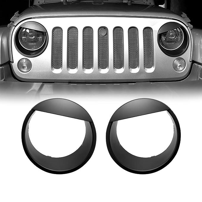 Amazon.com: Extreme Off-Road 2007 – 2018 JK JKU Jeep ...